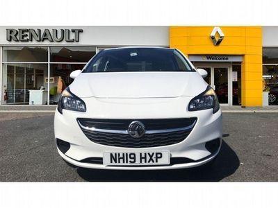 used Vauxhall Corsa Corsa 20191.4 [75] Active 3dr Petrol Hatchback Hatchback 2019