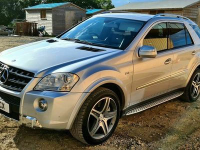 used Mercedes ML63 AMG M Class 6.2AMG 7G-Tronic 5dr