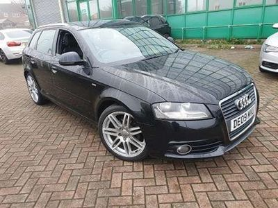 used Audi A3 Sportback 2.0 TD S line S Tronic (s/s) 5dr
