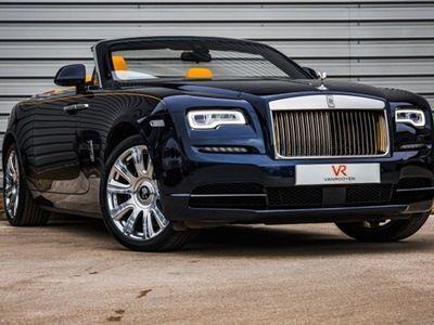 used Rolls Royce Dawn 6.6 V12 2DR AUTOMATIC