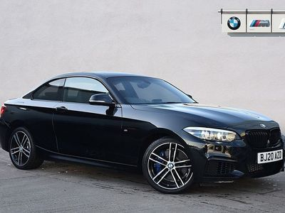 used BMW 218 i M Sport Coupe