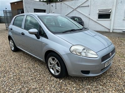 used Fiat Punto Active