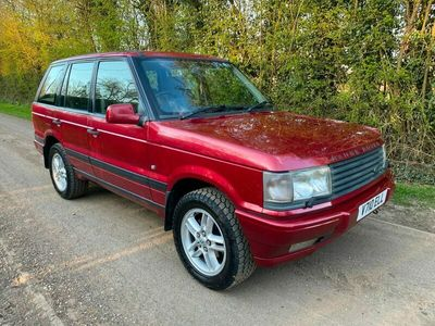 used Land Rover Range Rover (V) 4.6 HSE 4dr Auto