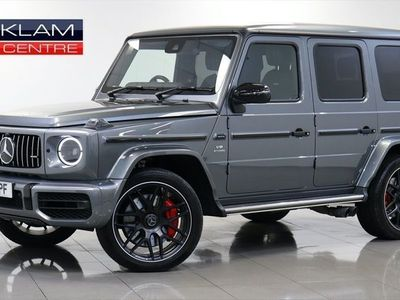 used Mercedes G63 AMG G Class 2019 19 Mercedes AMG4.0 4Matic (Night Pack) 5dr