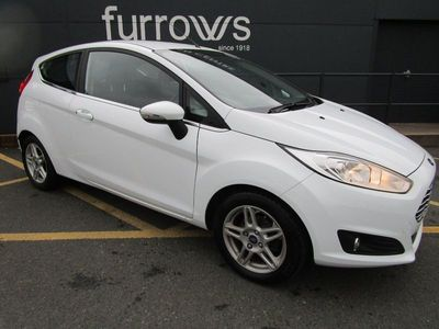 used Ford Fiesta 1.6 Zetec 3dr Powershift