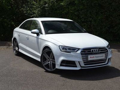 used Audi A3 S3 Tfsi 300 Quattro 4Dr S Tronic