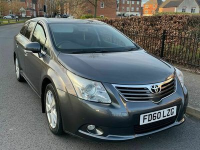 used Toyota Avensis 1.8 V-Matic TR M-Drive S 5dr