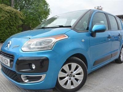 used Citroën C3 Picasso 1.6 VTR PLUS HDI 5d 90 BHP FULL SERVICE HISTORY*12 MONTHS MOT