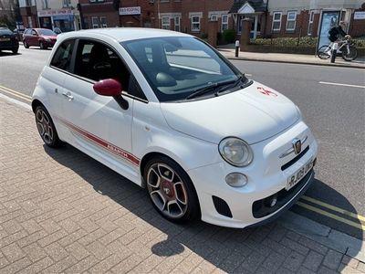 used Fiat 500 Abarth 3-Door