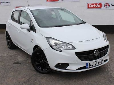 used Vauxhall Corsa 1.4 [75] Griffin 5dr Hatchback Manual