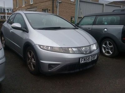 used Honda Civic Ctdi Se 2.2 5dr