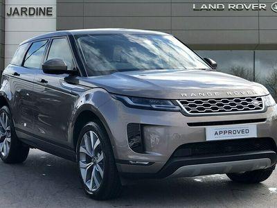 used Land Rover Range Rover evoque HSE Estate 2020