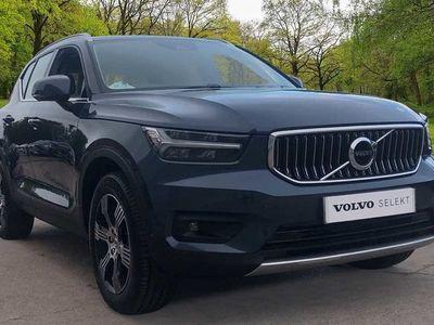 used Volvo XC40 - T3 Inscription Automatic (Tinted Windows, Rear Camera, Smartphone & 19' Diamond cut Alloys)