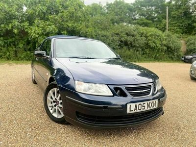 used Saab 9-3 2.0 Linear 1.8t Convertible 2d auto