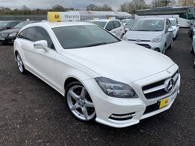 used Mercedes CLS250 CLS ClassCdi Blueefficiency Amg Sport Estate 2013