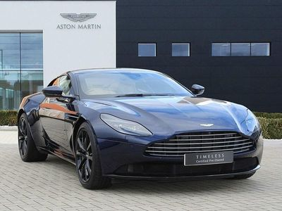 used Aston Martin DB11 COUPE V8 2dr Touchtronic Auto