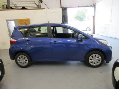 used Toyota Verso-S 1.33 TR 5dr