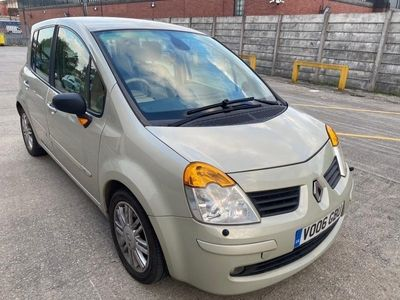 used Renault Modus 1.6 Initiale 5dr Auto