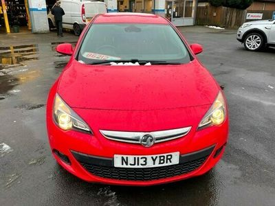used Vauxhall Astra GTC Coupe 2.0 CDTi 16V SRi 3d