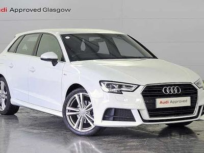 used Audi A3 Sportback S line 30 TDI 116 PS S tronic