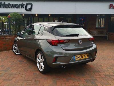 used Vauxhall Astra 1.6T 16V 200 SRi Vx-line Nav 5dr Hatchback Hatchback 2018