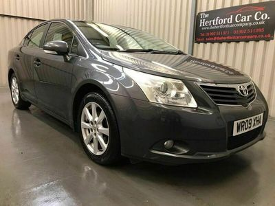 used Toyota Avensis 1.8 TR VALVEMATIC 4d 145 BHP OVER 100 CARS IN STOCK