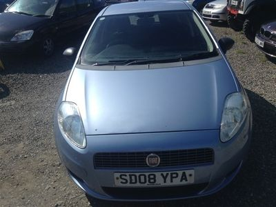 used Fiat Punto 1.2 Active 5dr Mot Nov 2020, but will get new mot at point of sale.