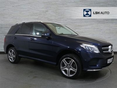 used Mercedes GLE350 GLE4Matic AMG Line 5dr 9G-Tronic Estate