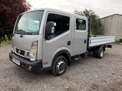 used Nissan Cabstar 35.15 2.5DCI 13FT CREW CAB DROPSIDE, 2016, not known, 8000 miles.