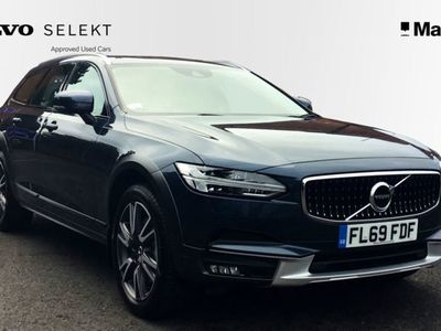 used Volvo V90 CC 2.0 D4 Plus 5dr AWD Geartronic Auto diesel estate