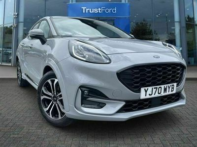 used Ford Puma SUV ST-Line 1.0 Ecoboost Hybrid (mHEV) 125PS 5d