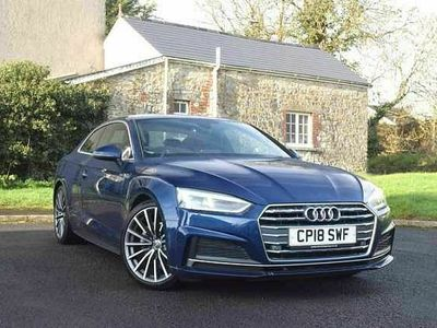 used Audi A5 Coupé Coup- S line 2.0 TDI 190 PS S tronic