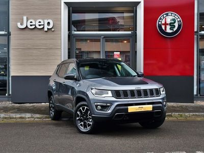 used Jeep Compass 2.0 MultiJetII Trailhawk Auto 4WD (s/s) 5dr