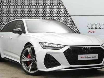 used Audi RS6 Avant Vorsprung 600 PS tiptronic