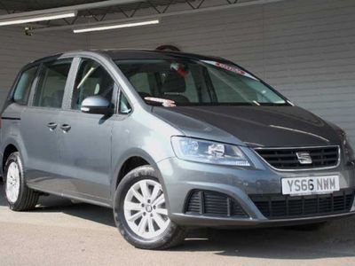 used Seat Alhambra 2.0 TDI CR S [150] 5dr DSG Estate Automatic
