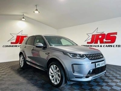 used Land Rover Discovery Sport 2.0 D180 MHEV R-Dynamic HSE 4WD (s/s) 5dr (7 Seat)