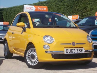 used Fiat 500C LOUNGE 3-Door *AUTOMATIC* & 38 000 MILES