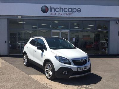 used Vauxhall Mokka 2016 Burton On Trent 1.4T Limited Edition 5dr