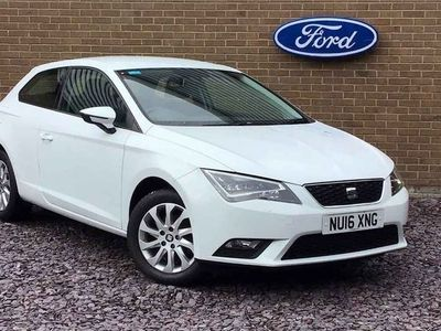 used Seat Leon 1.2 Tsi 110 Se 3Dr [Technology Pack]