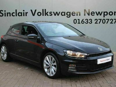 used VW Scirocco 2.0 TSI GT 180PS 3Dr Coupe