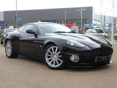 used Aston Martin Vanquish 5.9 S 2dr