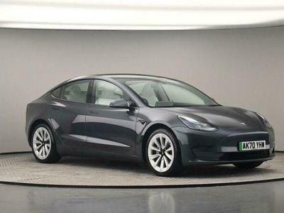 used Tesla Model 3 Dual Motor Long Range Saloon 4dr Electric Auto 4WDE (346 bhp)