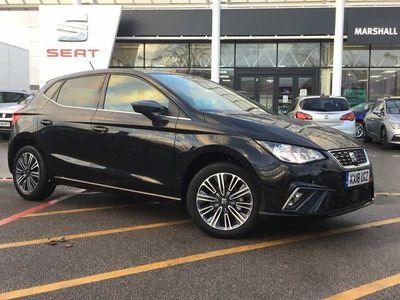 used Seat Ibiza 1.0 Xcellence 5dr Hatchback 2018