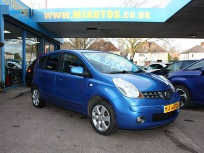 used Nissan Note 1.6 TEKNA 5dr 109 BHP