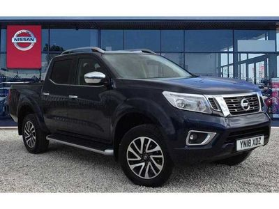 used Nissan Navara Diesel Double Cab Pick Up Tekna 2.3dCi 190 4WD Auto