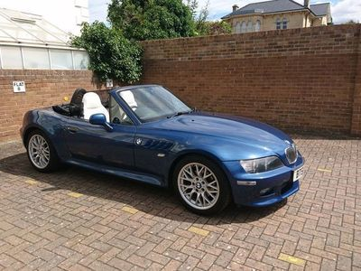 used BMW Z3 2.2 Sport 2dr