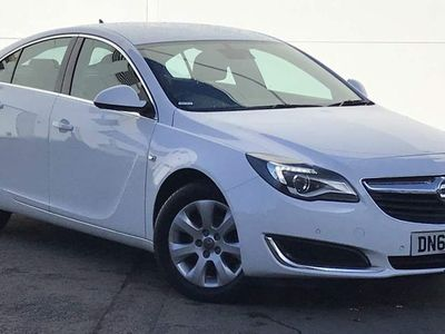used Vauxhall Insignia 1.4T Tech Line 5Dr [Start Stop]