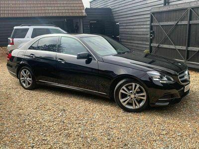 used Mercedes E300 E Class 2.1BlueTEC SE 7G-Tronic Plus 4dr