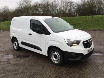 used Vauxhall Combo 2300 Edition S/S