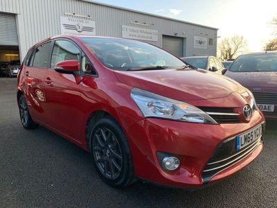 used Toyota Verso 1.8 V-matic Trend Plus Multidrive S 5dr